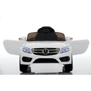 Oh Baby Battery Operated OFFICIAL LICENSED Mercedes CAR USB Connectivity For Music For Your Kids SE-BOC-172