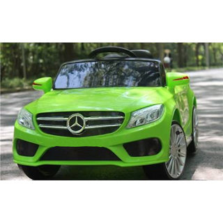 Oh Baby Battery Operated OFFICIAL LICENSED Mercedes CAR USB Connectivity For Music And Remote Control 2 Moter SE-BOC-174