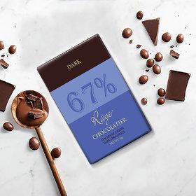 67  Single Origin Dark Chocolate