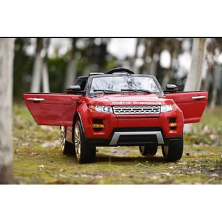 Oh Baby Battery Operated OFFICIAL LICENSED LAND-ROVER Fully Covered CAR USB Connectivity For Your Kids SE-BOC-179