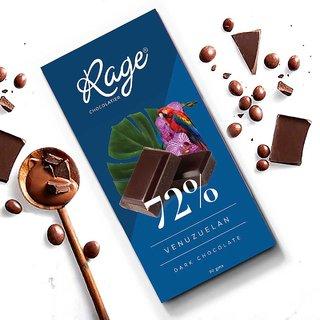 72(percent) Creamy Dark Chocolate