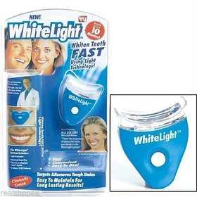 White Light Teeth Whitening System. Oral Care Dental Care Kit Dentist Kit