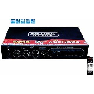 Medha D.J. Plus MD-9800 Karoke Amplifier