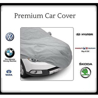 Universal Premium Volkswagen Tiguan Car Body Cover - Custom Fit @ Best Price..!