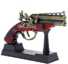 DYNAMIC MART Antique Gun Lighter ( Gas Lighter )
