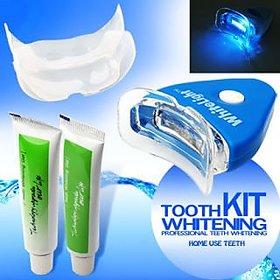 White Light Teeth Whitening System Kit