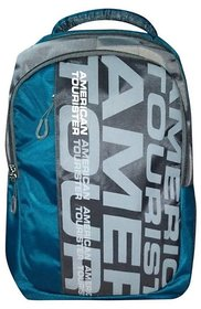 American Tourister Blue Laptop Backpack Laptop Bags
