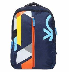 UCB Navy Blue Unisex Backpack