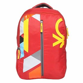 UCB Red Unisex Backpack