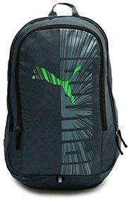 Puma Graphic Blue-Greeen Backpack Bag