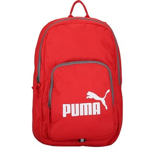 Puma Red Phase Backpack Bag