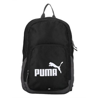 Buy Puma Phase 21 L Laptop Backpack (Black) Online - Get 57% Off 124a92b1442dc