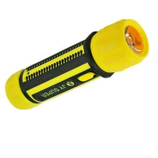 JY Super Multicolour Rechargeable Hand Held LED Torch