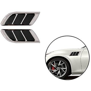 Car Decorative Racing Side Vent Air Flow Fender Decoration Stickers