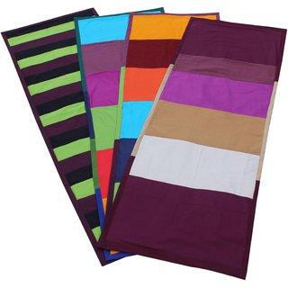 Ryan Overseas Reusable cotton fabric yoga mat