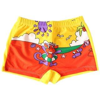 skyfitness Multicolor Shorts Swimming Costume