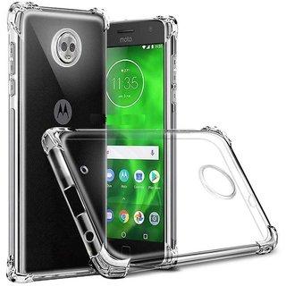 TBZ Transparent TPU Case Cover for Motorola Moto G6 Play
