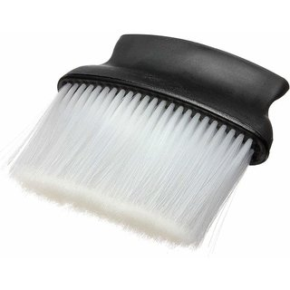 Out Of Box Hairdressing Stylist Neck Face Dusting Brush (Pack of 1)