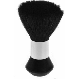 Out Of Box Professional Hairdressing Stylist Barbers Salon Hair Cutting Neck Face Duster Brush (Pack of 1)