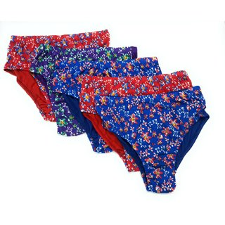 cdfedb5a1 Women s Cotton Basic Hipster Panties Comfortable Briefs innerwear Panty pack  of 10