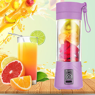 gupta Portable Usb Electric Juicer Grinder Mixer Juice Blender