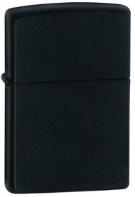DYNAMIC MART ZIPPO-BLACK Cigarette Lighter