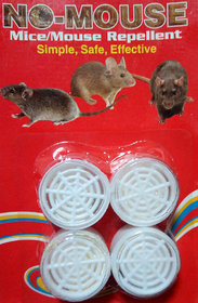 GC Rat Repellent - Set of 4 coins