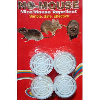 GC Rat Repellent - Set of 4 coins