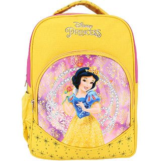 Princess Backpack - Yellow