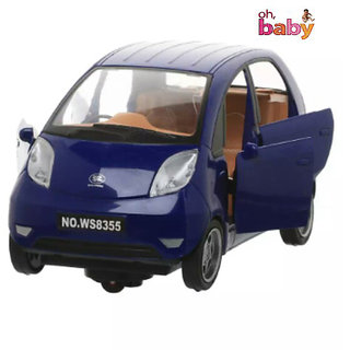 OH BABY, BABY MUSICAL NANO CAR WITH HEADLIGHTS FOR YOUR KIDS SE-ET-80