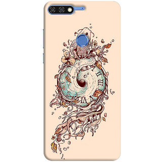FurnishFantasy Back Cover for Honor 7C - Design ID - 1040