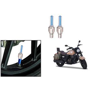 Speedwave Bike Motion Sensor Tyre LED Blue Set of 2   For UM Renegade Mojave