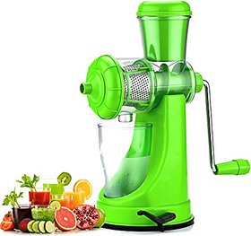 Manual Plastic Hand Juicer