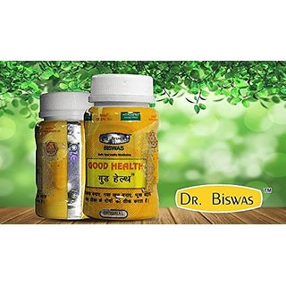 Dr. Biswas Good Health 50 Capsules