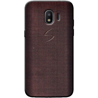 Cellmate Fashion Case And Cover For Samsung Galaxy J2 2018 - Brown