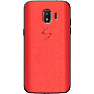 Cellmate Fashion Case And Cover For Samsung Galaxy J2 2018 - Red