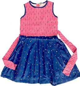 BUMBLE BEEZ Girls Midi/Kneelength casual Dress