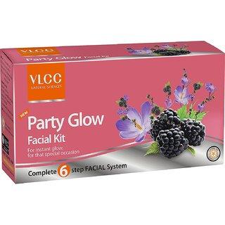 VLCC Party Glow Facial Kit, 60g