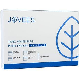 Jovees Mini Pearl Whitening Facial Value Kit