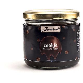 Decadenz Cookie Chocolate Fudge (Jumbo Jar)