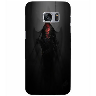 Printgasm Samsung Galaxy S7 Edge printed back hard cover/case,  Matte finish, premium 3D printed, designer case