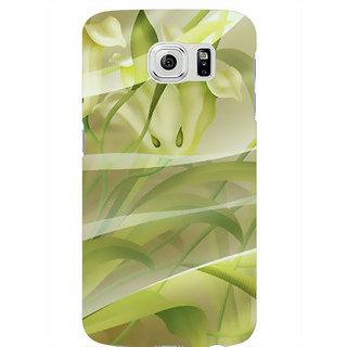 Printgasm Samsung Galaxy S6 printed back hard cover/case,  Matte finish, premium 3D printed, designer case