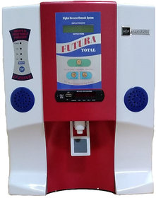 Health Pure Digital Water Purifier with RO + UF Technology + in Built Vegetable and Fruit Purifier (10.5 litres, MPMS, L