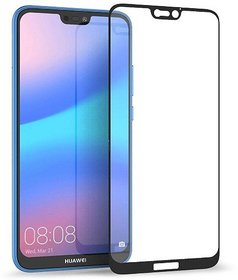 Jabox Premium 5D Tempered Glass For Huawei P20 Lite