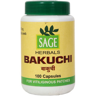 Bakuchi 100 Capsules Pack Of 2