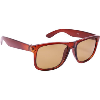 Derry Brown Wayfarer Sunglasses
