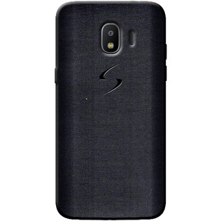 Cellmate Fashion Case And Cover For Samsung Galaxy J2 2018 - Black