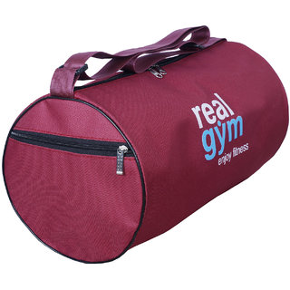 ccb7b0fa04 Buy Dee Mannequin Maroon Multi Purpose Gym Bag Online - Get 65% Off