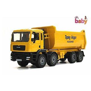OH BABY Smiles Creation Musical TruckToys for Kids SE-ET-110