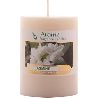 Sattva Arome Fragrance Candles - Jasmine